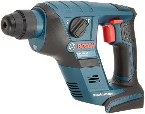 Bosch Professional GBH 18 V-LI Compact Akku-Bohrhammer, Schlagenergie 1 J, 1,9 kg, Solo Version, Karton, 1 Stück, 0611905300 (Power 12-volt-drill Tools)