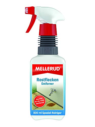 MELLERUD 2001001056 Rostflecken Entfernern 0,5 l