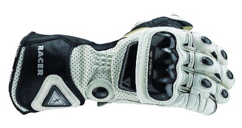 Racer High Racer Handschuh, Weiß, Größe M Image