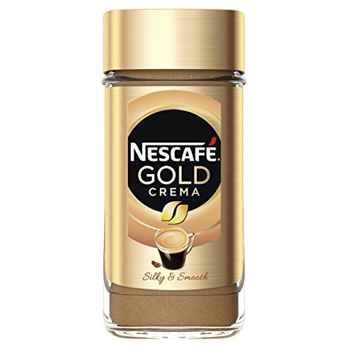 NESCAFÉ GOLD Crema Coffee, 200 g, Pack of 6 41Yf 2B2pEpEL