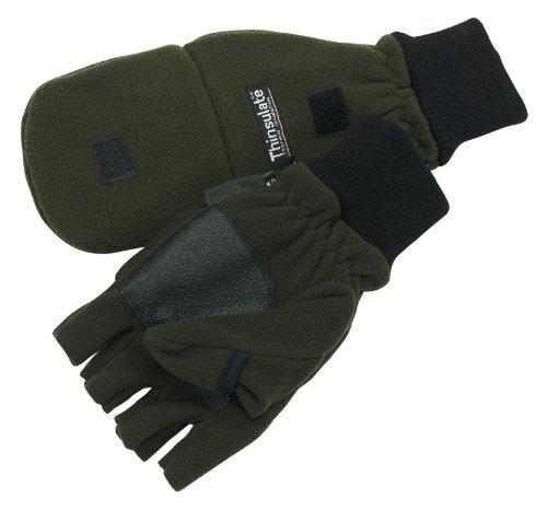 Pinewood Unisex Handschuhe Angler-/Jäger, grün, XL-XXL