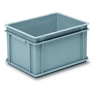 gcip-rako gc403022p Container, Rako-, PP, 400mm x 300mm x 220mm, grau
