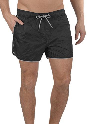 Blend Zion Herren Schwimmhose Swim-Shorts Kurze Hose Badehose, Größe:L, Farbe:Phantom Grey (70010) -