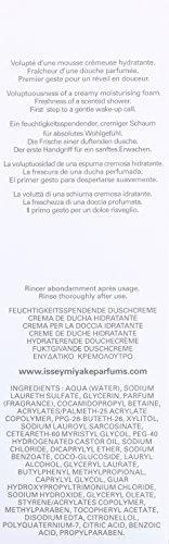 Issey Miyake L'Eau Ladies Shower Cream 200 ml
