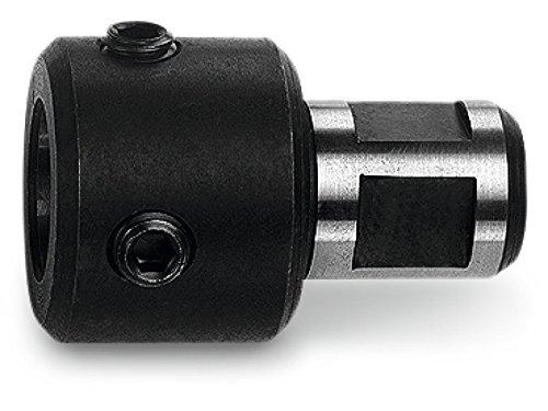 Fein 63901027010 Adapter mit Weldon-Aufnahme, Grau