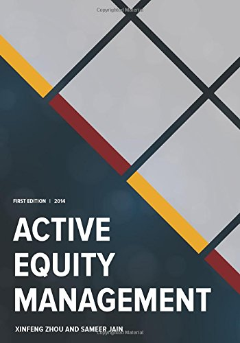 Active Equity Management por Xinfeng Zhou