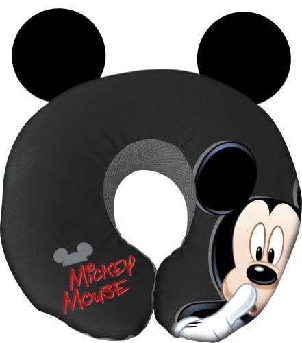 Mickey Mouse 25750  Nackenrolle mit Ohren- Stützt den Nacken