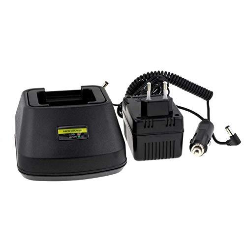 akku-net Ladegerät für Funkgeräteakku Motorola DP3400 MOTOTRBO