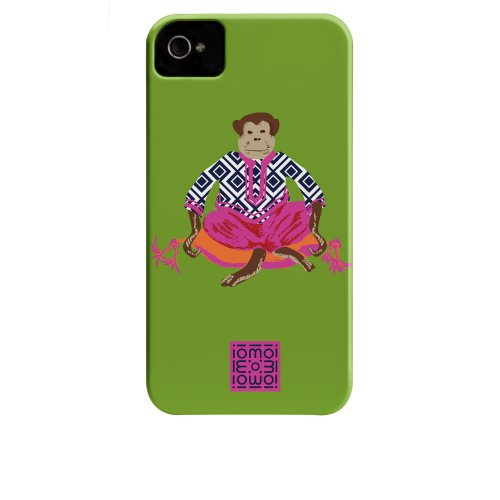 Case-mate iomoi Tough Designer Cases for Apple iPhone 4/4s - LV the Monkey LV the Monkey