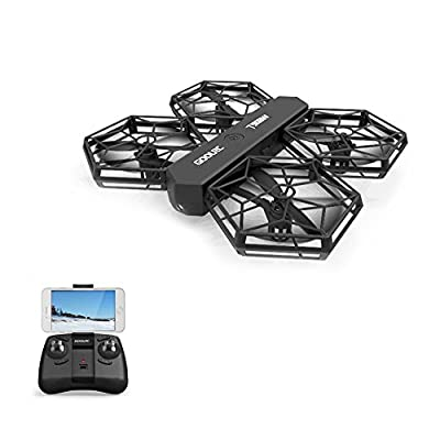 GoolRC Detachable Drone HD Camera Wifi FPV Altitude Hold Headless Mode G-sensor RC Quadcopter DIY Helicopter