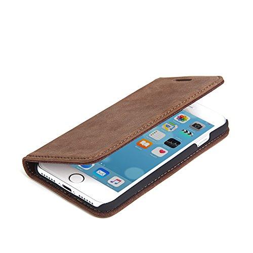 iPhone-7-Schutzhlle-ECHTES-LEDER-HANDGEFERTIGT-edel-flach-sicherer-Rundumschutz-in-Handarbeit-hergestellt-von-Twoways-Farbe-Braun-Wildleder