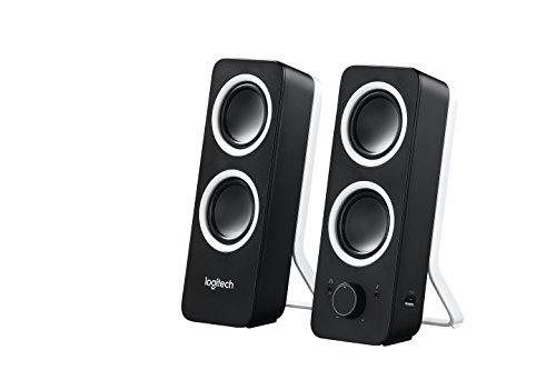 41Yf5hL4ZPL - Logitech® Z200 Stereo Speakers - Midnight Black - 3.5 MM - N/A - EU