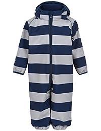 MINYMO - Pantalón impermeable - Rayas - para bebé niño