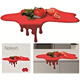 Blut Schneidebrett - Splash Chopping Board