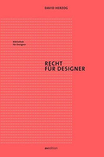 Recht für Designer (Bibliothek für Designer)