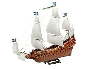 05414 - Revell - Swedish Regal Ship VASA 1628, 330 Teile