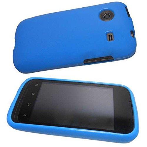 Handykondom Silikonhülle blau Medion Life E3501 MD 98172