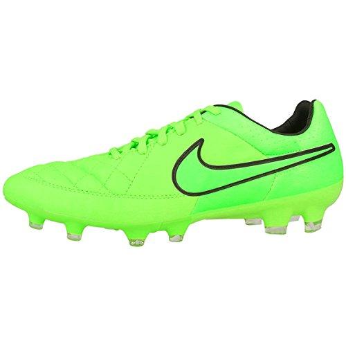 Nike Tempo Legacy Fg-Scarpe Da Calcio Da Uomo verde Size: EU 42.5 (US 9)