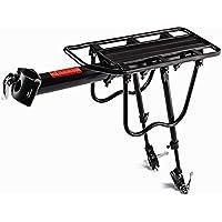 Gimitunus Bicicleta Pannier Rack Bike Cargo Racks Mountain Carrier Rear Rack Seat Carga 70Kg Bolsas de