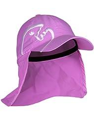 iQ UV 200 Cap con protección de la nuca, gorra protectora de los rayos UV