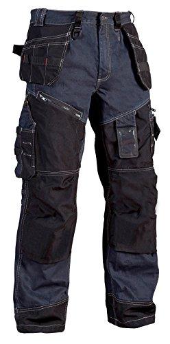 Blakläder Bundhose Handwerker X1500, 1 Stück, D116, marineblau / schwarz, 150011408999D116
