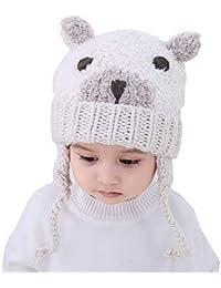 Amazon.it  paraorecchie bambino - Berretti e cappellini   Accessori ... 123a679b4683