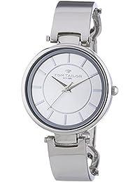 TOM TAILOR Damen-Armbanduhr Analog Quarz Edelstahl 5412902