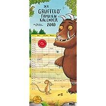 Der Grüffelo Familienkalender 2010: Mit Bildern von Axel Scheffler