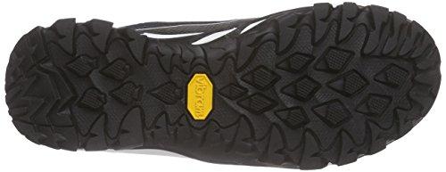ALPINA - 680351, Scarpe da escursionismo Unisex – Adulto Nero (Nero (nero))