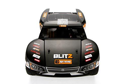 RC Auto kaufen Short Course Truck Bild 2: 1:10 LRP Electronic Blitz Flux RTR*