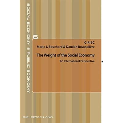 The Weight of the Social Economy : An International Perspective