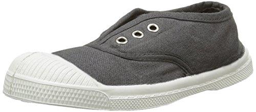 BensimonTennis Elly - Sneaker Unisex - Bambini , Grigio (Gris(802 Gris)), 25