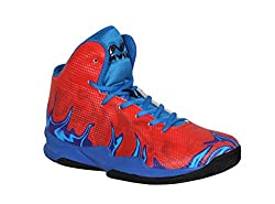 Nivia Phantom Basketball Shoes -Blue (10)