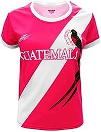 Guatemala Slim Mujer Soccer Jersey diseño exclusivo