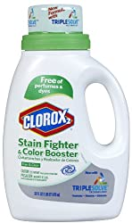 Clorox stain fighter and color booster -  975 ml