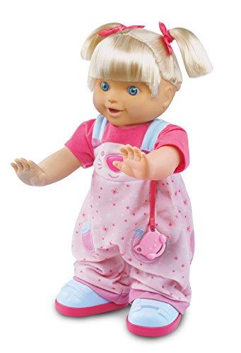 VTech 80-182804 - Babypuppe - Little Love - Lisa lernt Laufen