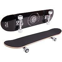 Hudora Skateboard Columbia Heights ABEC 3con zaino–skateboarding, 12173
