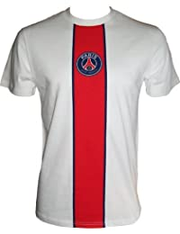 T-shirt PSG - Collection officielle PARIS SAINT GERMAIN - Football club Ligue 1 - Taille adulte homme
