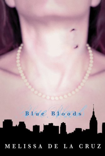 Book cover for Blue Bloods
