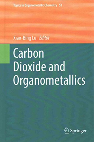 [(Carbon Dioxide and Organometallics 2016)] [Edited by Xiao-Bing Lu] published on (September, 2015)