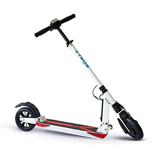 E-twow Deutschland Unisex Booster V Electric Scooter for Adult, Weiß, one Size
