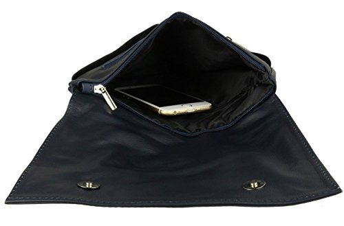 Craze London, Borsa a tracolla donna S Navy