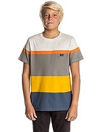Rip Curl Children's Edge Striped Short Sleeve T-Shirt