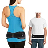 SI Sacroiliac Belt for Men and Women, Adjustable Belt for SI Joint Pain Relief, SI Brace for Low Back Support Hip and Sciatica Pain, Sacroiliac Joint Belt Pregnancy S/M