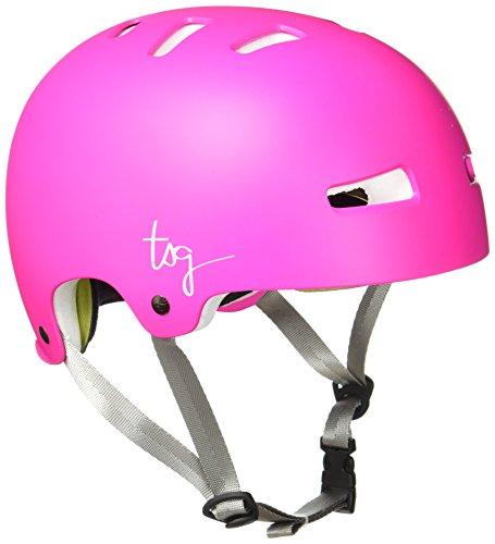 TSG Damen Helm Evolution Women Solid Color, Satin Himbeereis, S/M, 750102 Preisvergleich