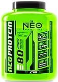 VitOBest NEO Protein 80 2 kg - Frutas del Bosque