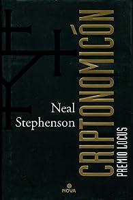 Criptonomicón - Nueva Edición par Neal Stephenson