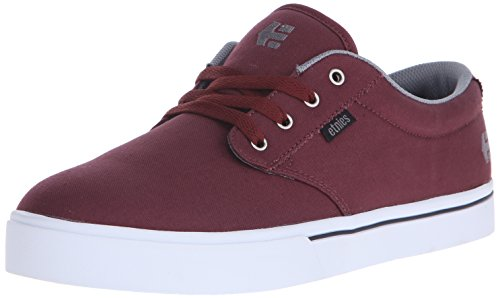 Etnies JAMESON 2 ECO, Chaussures de Skateboard homme Rouge (Red Grey Black 607)