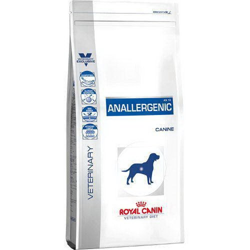 Royal Canin Anallergenic Nourriture pour Chien 8 kg