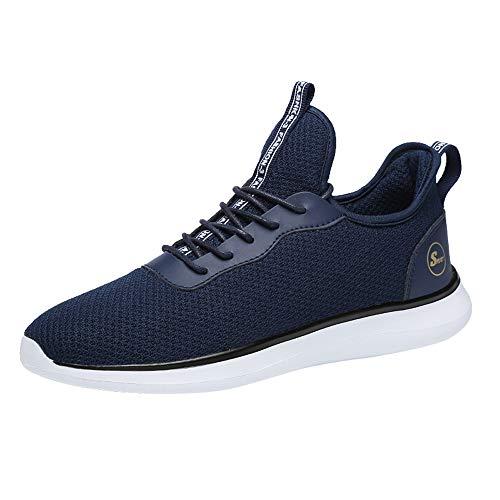 Scarpe da uomo sportive,liuchehd uomo scarpe da corsa scarpe fitness uomo scarpe da ginnastica leggere traspiranti e leggere